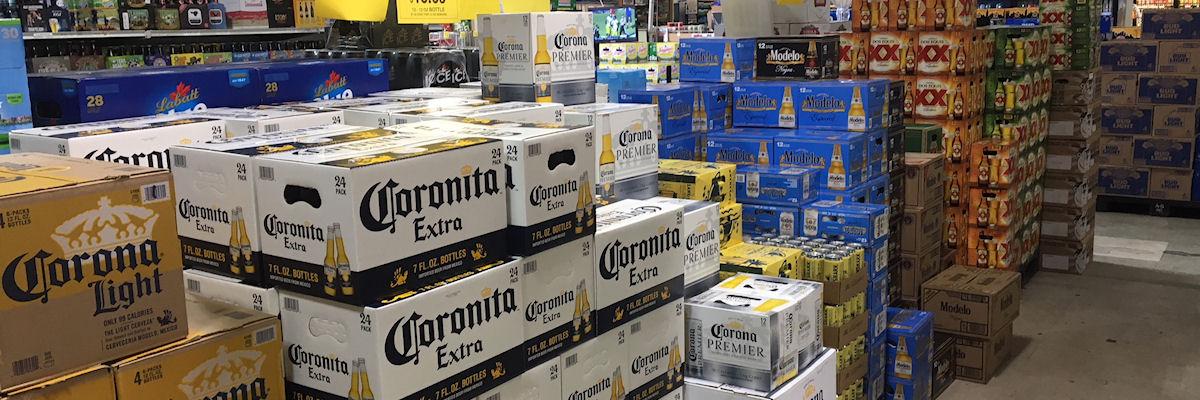Beer Minimum Imported Beer
